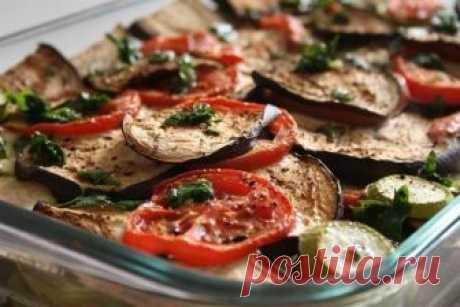 Рататуй | Кулинарные Рецепты