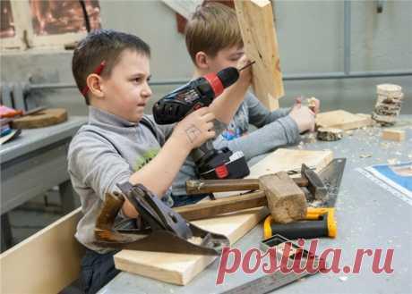 Почему слишком безопасная среда вредит развитию детей — Полезные советы