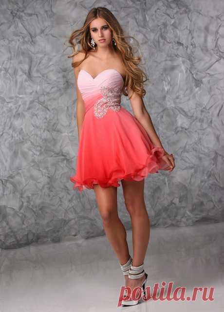 Дизайнерские платья - coctail dresess 2013