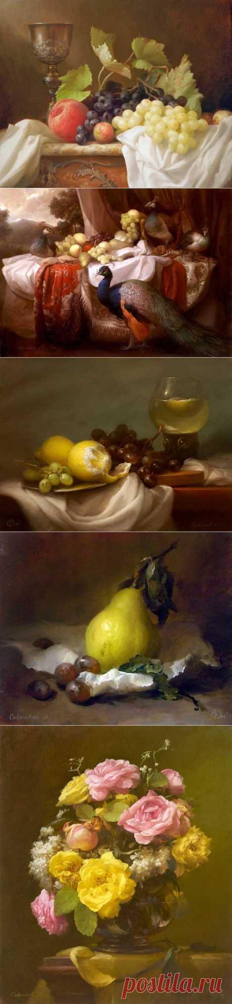 Современное искусство. Дмитрий Севрюков