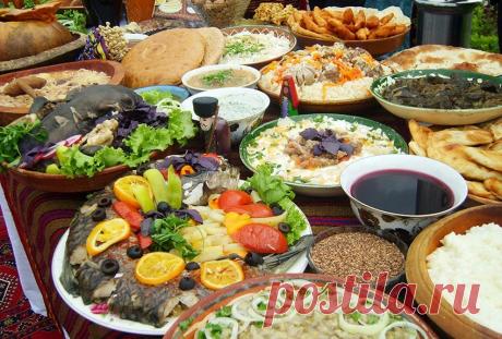 Блюда Туркменистана: топ-10 самых, самых.. | Mr. Pushkin в Стране Гурмана | Яндекс Дзен
