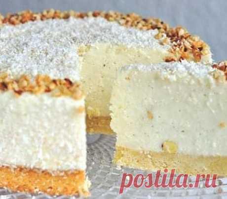 Торт Раффаэлло - рецепты с фото