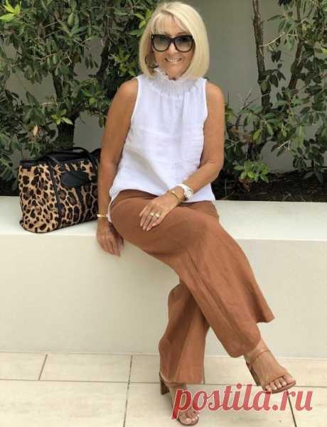 Как правильно одеваться в жару взрослой женщине: 7 незаменимых вещей, которые советуют эксперты - медиаплатформа МирТесен