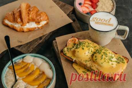 Идеи вкусных завтраков для выходных от ресторатора Генриха Карпина | Glamour.ru