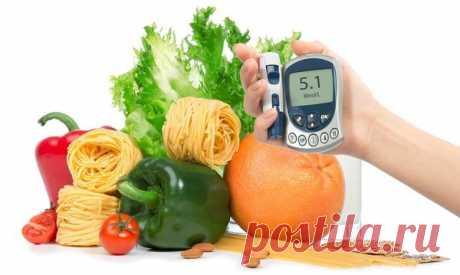Как питаться при сахарном диабете? Основные правила. | Ваш семейный доктор | Яндекс Дзен