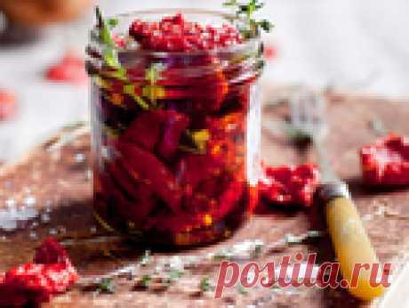 Вяленые помидоры: 3 вкуса, о которых вы не знали