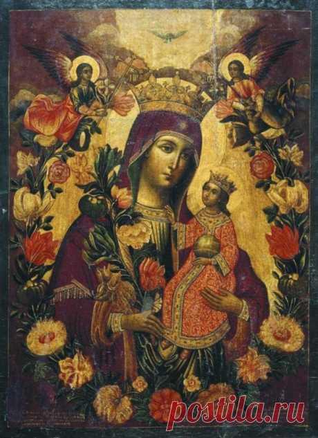 La Madre de Dios | las oraciones Ortodoxas ☦