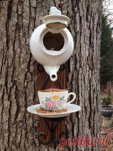 (890) 9 DIY Decorative Birdhouse Ideas
