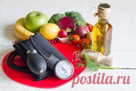 10 лучших продуктов, понижающих артериальное давление