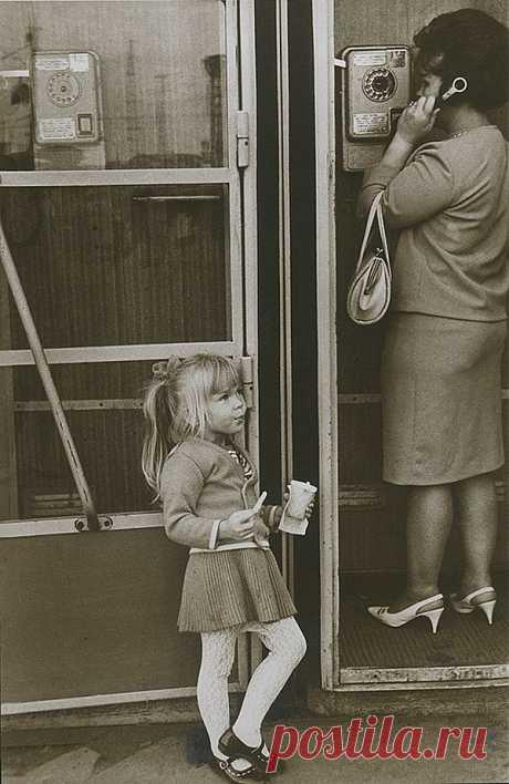Гениальные советские фотографии от ярчайших фото-мастеров той эпохи.