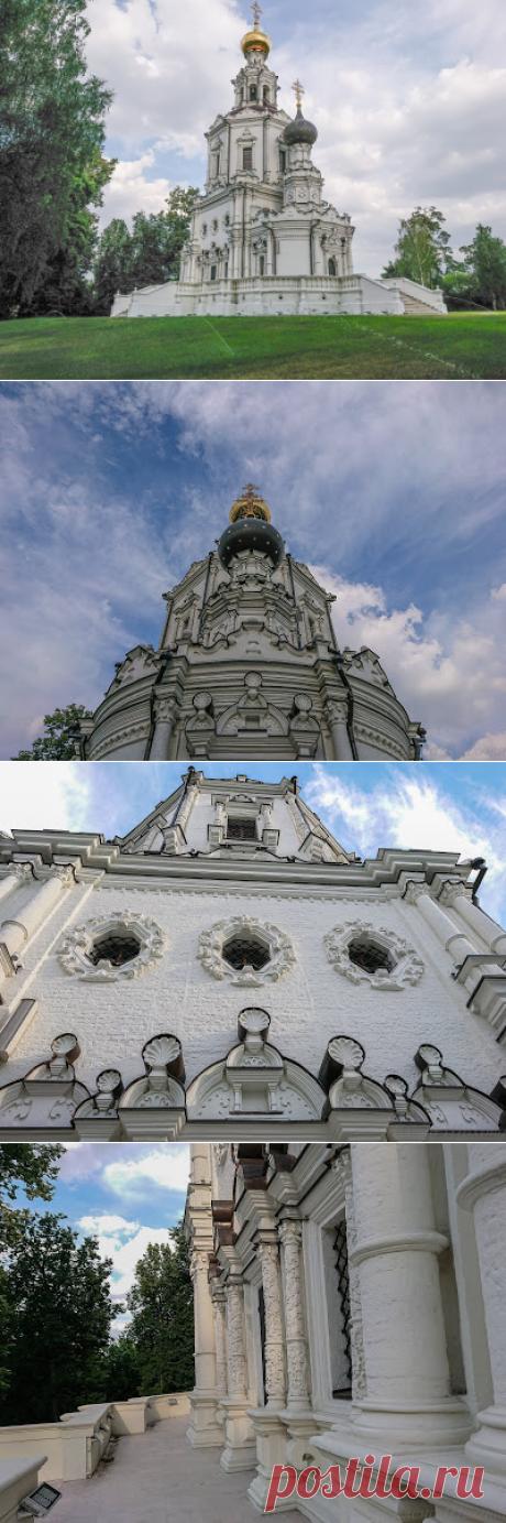 Троице-Лыково - село в Москве ЕРУНДОПЕЛЬ