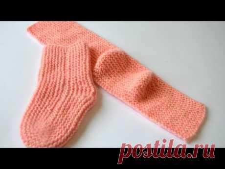 Детские носочки за час