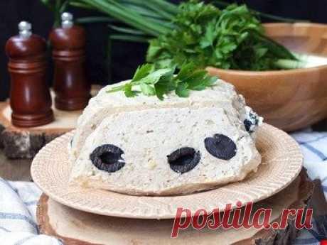 Куриное суфле с оливками на пару в мультиварке - рецепт с фото пошагово