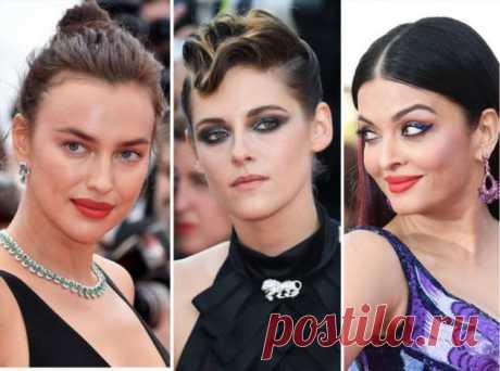 20 идей макияжа с красных ковровых дорожек для новогодней ночи 2020   Люблю Себя