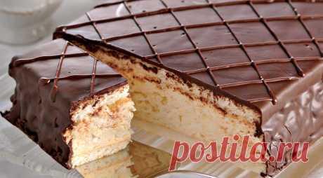 Торт «Птичье молоко» на Gastronom.ru