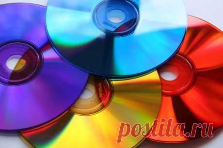 Что можно сделать из компакт дисков? — Чудеса