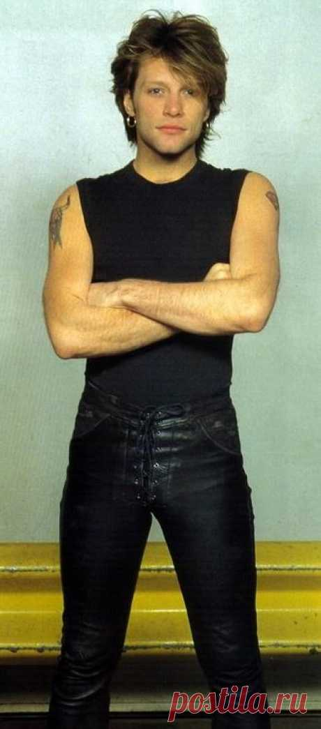 Happy birthday, Jon Bon Jovi - Classic Rock Stars Birthdays