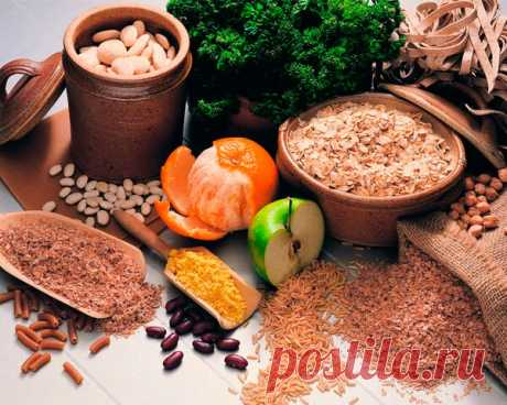Ешьте больше клетчатки для долгой жизни и здорового кишечника ~ SLOVESA - журнал о развитии