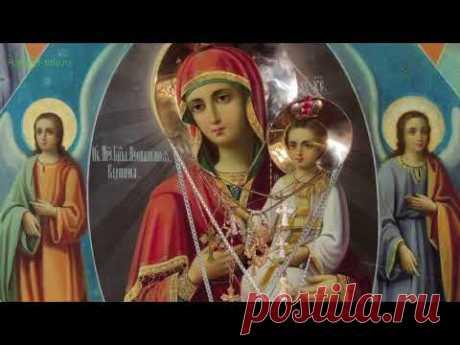 Ты моя Мати, Царица Небесная (Распевно) - Мужской хор Богогласник