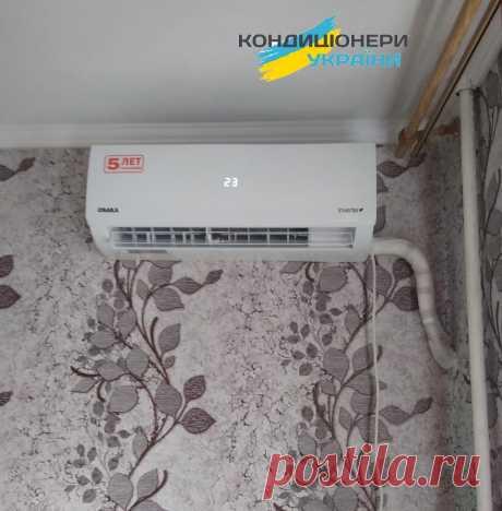 Продажа и стандартный монтаж инверторного кондиционера Osaka STV-09HH