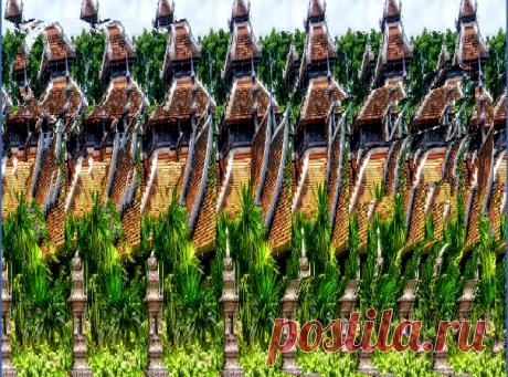 10 стереокартинок с пользой для зрения и мозга   На досуге   Яндекс Дзен
