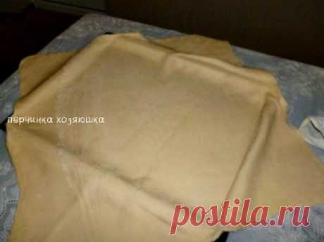 Татарский пирог *Кубете*