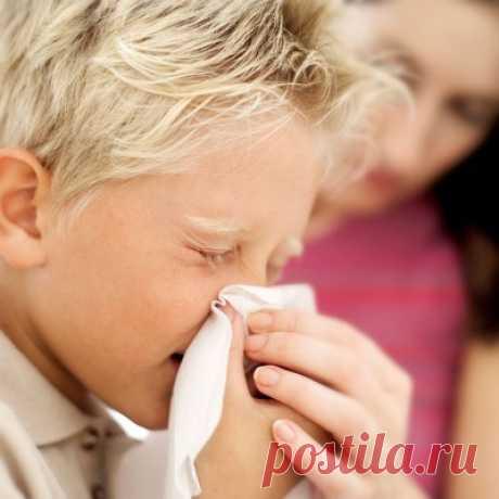 Что делать, если ребенок заболел свиным гриппом