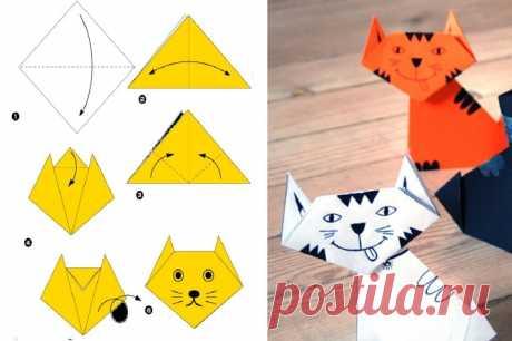 Что можно сделать из бумаги — ТОП 30 идей своими руками оригами