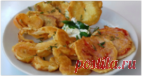 Los calabacines fritos