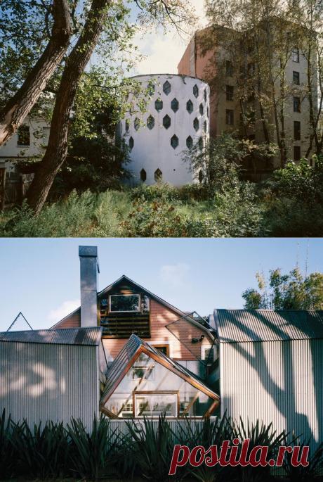 5 домов, которые известные архитекторы построили для себя   SnatchNews - новостной портал