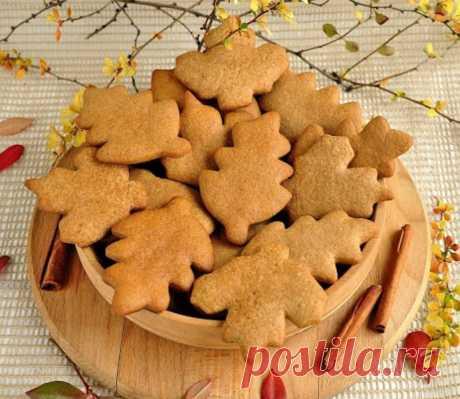 Быстрое Хрустящее Печенье с корицей и имбирём | просто здорово! | Яндекс Дзен