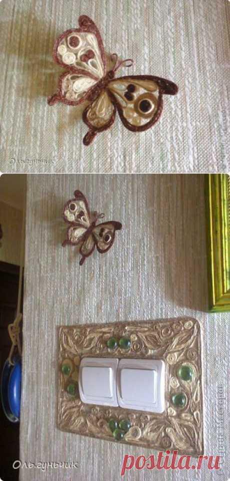 МК Филигранной бабочки | Конфетный рай