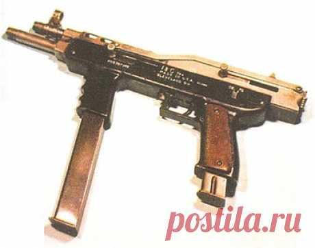 Двуствольные пистолеты-пулеметы • Популярное оружие