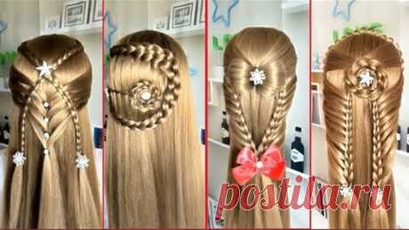 Amazing Hair Transformations - Beautiful Hairstyles Compilation 2017