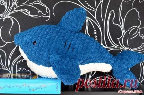 Акула - Вязание - Страна Мам