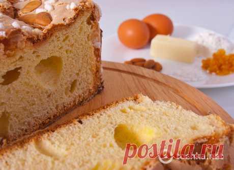 Пасха в хлебопечке: рецепт с цитрусами и орехами - tochka.net