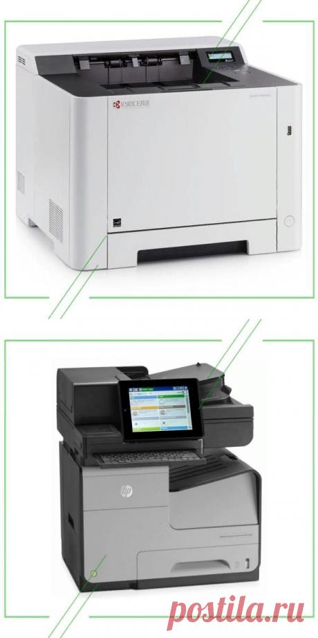 ТОП-7 лучших цветных лазерных принтеров