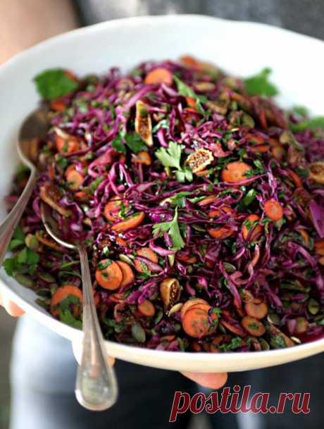 10 салатов, доказывающих, что здоровое питание — это вкусно! — Фактор Вкуса