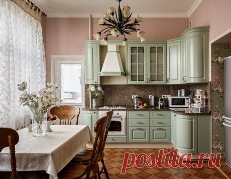 Кухня Ларисы Рубальской до ремонта и после | Недвижка | Яндекс Дзен