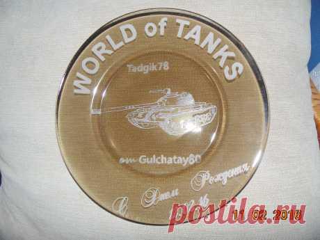 По мотивам игры WORLD of TANKS №2