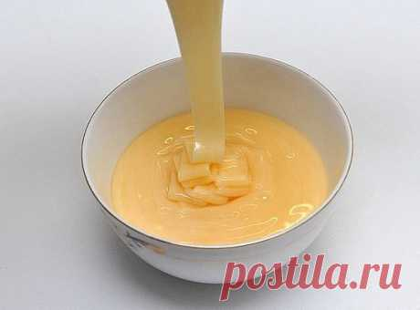 ¡La leche condensada muy sabrosa por las manos de todo en 15 minutos! — КОТИК.club