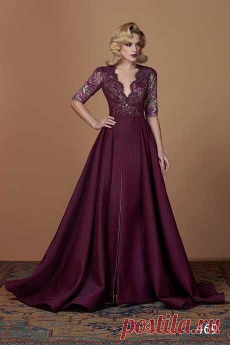 Mireille Dagher Haute Couture весна-лето 2017