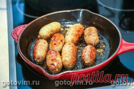 Домашние колбаски из мяса утки. Фото-рецепт / Готовим.РУ