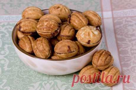 Шоколадные орешки — рецепт с пошаговыми фото. Foodclub.ru