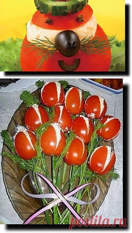 » Как вырастить отличные помидоры