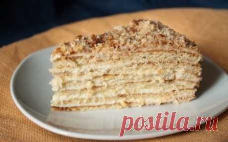 Торт на сковороде - рецепты с фото. Как приготовить торт на сковороде со сгущенкой