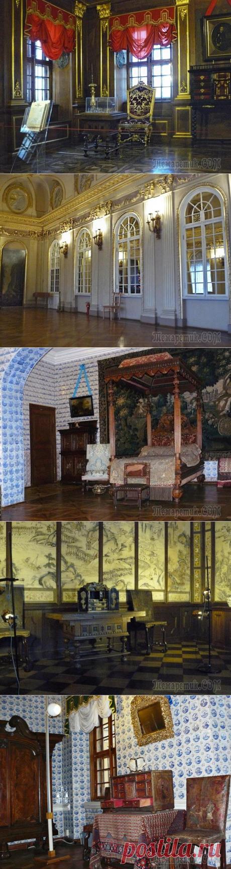 По волнам моей памяти... Меншиковский дворец