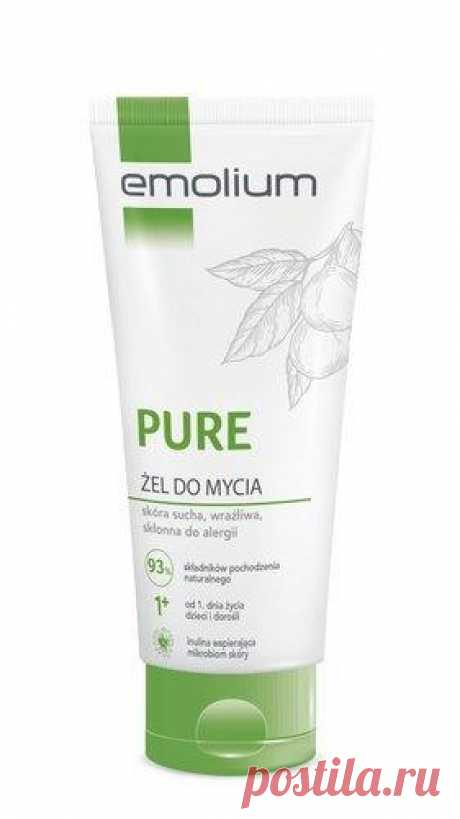 Emolium Pure Washing Gel 200ml Emolium Pure Washing Gel UK . Emolium Pure face and body wash gel contains as much as 93% natural substance!
