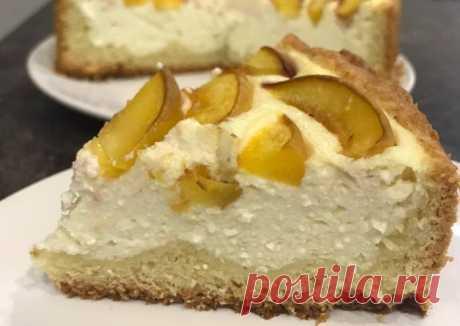 (2) Творожный фруктовый пирог - пошаговый рецепт с фото. Автор рецепта Елена Мыльникова . - Cookpad