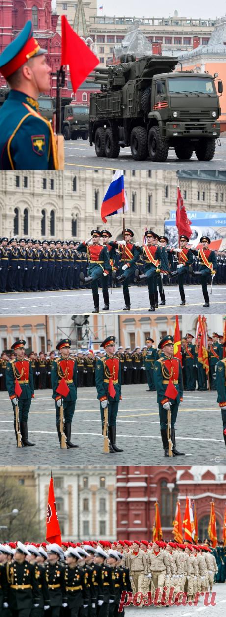 Когда будет Парад Победы в Москве и России в 2020 году: последние новости Дата уже известна
